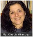 Claudia Villamayor