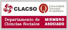 CLACSO y Dep. Cs. Sociales UNQ