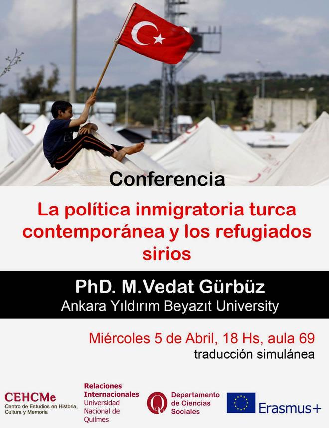 conferencia-vedat-gurbuz