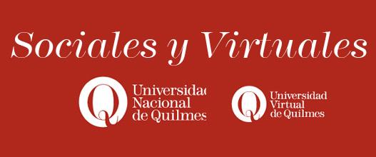 Revista Sociales y Virtuales