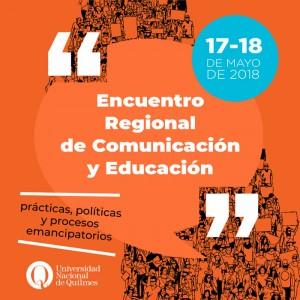 I Encuentro Regional de Comunicación y Educación