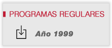 Programas 1999